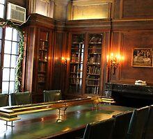 Library by Paula Bielnicka