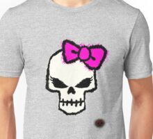 Death By Pink Unisex T-Shirt