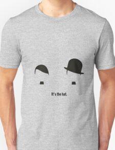 It's the hat T-Shirt
