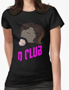 Game Grumps: D Club Womens Fitted T-Shirt