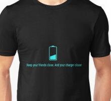 Phone charger Unisex T-Shirt