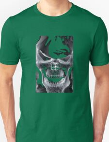 Alien Skull X-ray T-Shirt