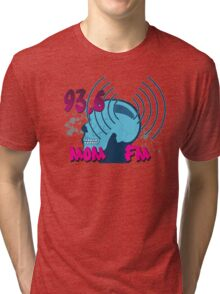 Radio Stations on Pete and Pete Tri-blend T-Shirt