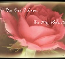Valentine Card 3 by Lorelle Gromus
