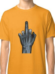 The Middle Finger Classic T-Shirt