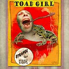 Carnival Banner - Toad Girl by GregorDyer