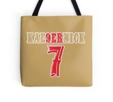 [CLASSIC] KAE9ERNICK 7 - QB #7 Colin Kaepernick of the San Francisco 49ers Tote Bag