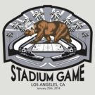 LA Outdoor Game T-Shirt by theroyalhalf