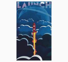 Launch! Kids Tee