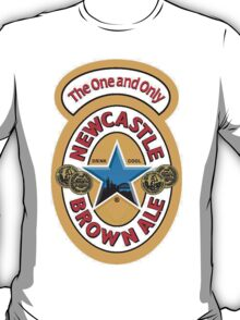 Newcastle Brown Ale T-Shirt