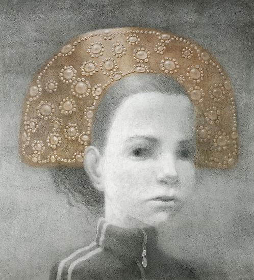 Inheritance (Pearl) by Anna-Cyan