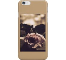 Leave My Soul To Bleed iPhone Case/Skin