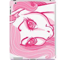 Pink Pony Face iPad Case/Skin