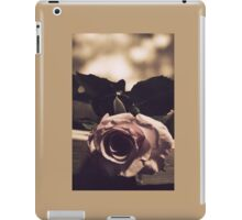 Leave My Soul To Bleed iPad Case/Skin