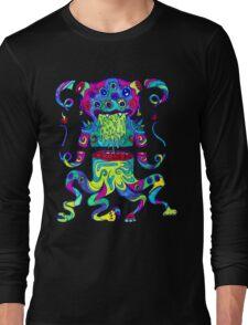 Sliced Monster Long Sleeve T-Shirt