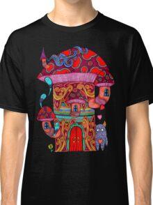 Mushroom House III Classic T-Shirt