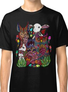 Woodland Creatures Classic T-Shirt