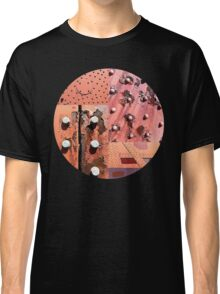 Rusty Circle (Black Background) Classic T-Shirt