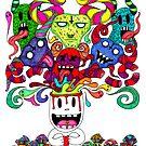 Bad Trip by Octavio Velazquez