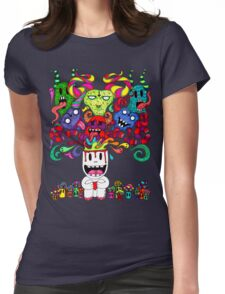 Bad Trip Womens Fitted T-Shirt