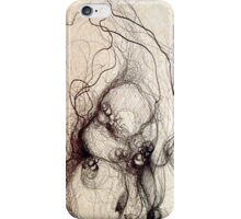 Cocoon sketch 2 iPhone Case/Skin