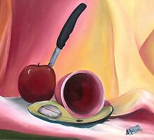 Apple No Cider by Ani DaVinci