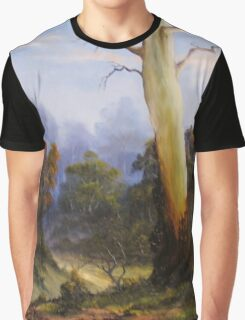 Country View Graphic T-Shirt