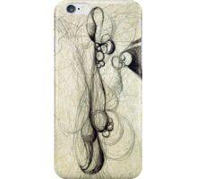 Cocoon sketch 3 iPhone Case/Skin