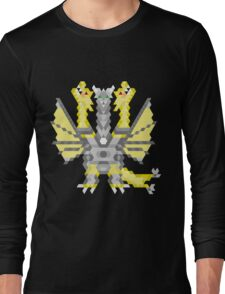 Mecha-King Ghidorah Long Sleeve T-Shirt