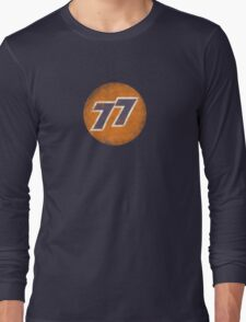 77 (Vintage Edition) Long Sleeve T-Shirt