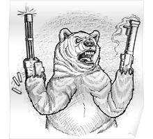 Bear Arms Poster