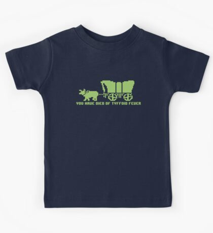 Ty-ffoid Fever Kids Clothes