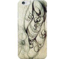 Cocoon Sketch 4 iPhone Case/Skin