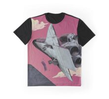 Jojo - Cap Canaveral Graphic T-Shirt