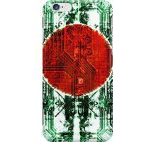 circuit board bangladesh (flag) iPhone Case/Skin