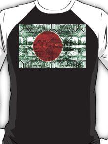 circuit board bangladesh (flag) T-Shirt
