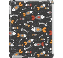 Cute fish pattern iPad Case/Skin