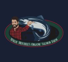 Mitch's Organic Salmon Farm Kids Clothes