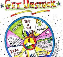 Ten Ways to Get Unstuck by humanworkplace