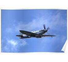 PM 631 Photographic Reconnaissance Spitfire Poster