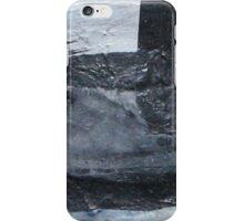 Grey matchsticks iPhone Case/Skin