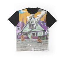 Jojo - Morioh Graphic T-Shirt