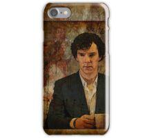 Waltz - BBC Sherlock iPhone Case/Skin