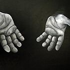 """Hands (Prayer), 2013""  by Corrina McLaughlin"