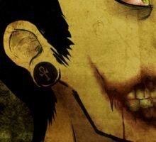 Grunge and Gore v2 Sticker