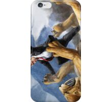 Nixon vs. Sabertooth iPhone Case/Skin