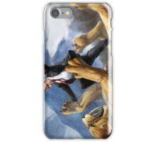 Nixon vs. Sabertooth iPhone Case/Skin