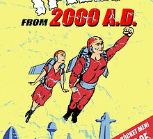 in the year 2000... by pugfish