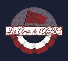 Les Amis de l'ABC logo by star-strider