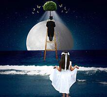 I See The Moon... by Karen  Helgesen